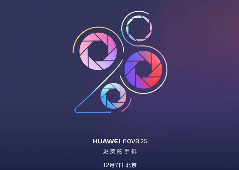 [Rò rỉ] Thêm nhiều ảnh trên tay thực tế của Huawei Nova 2s trước ngày ra mắt