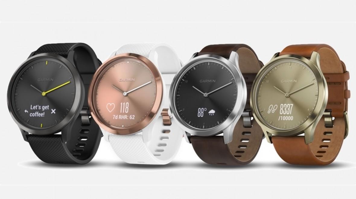 Garmin® ra mắt đồng hồ thôngminh tích hợp màn hình cảm ứng mới