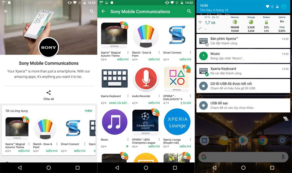 Hướng dẫn tải và cài đặt ứng dụng mặc định của Sony từ Google Play trên bất kỳ thiết bị Android nào