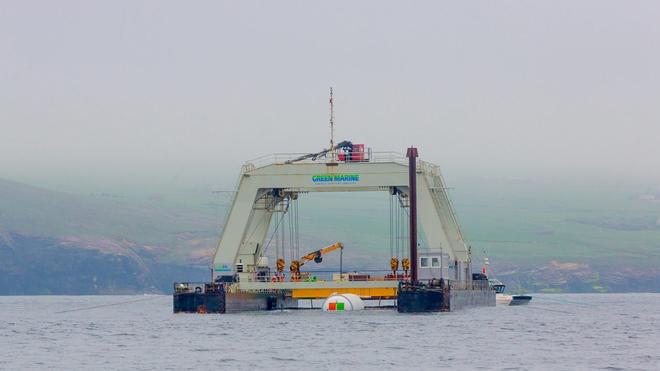 Microsoft mang các trung tâm dữ liệu lớn xuống dưới lòng đại dương