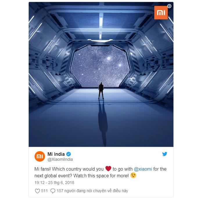 Xiaomi chuẩn bị tổ chức một sự kiện quốc tế, có thể ra mắt Mi A2