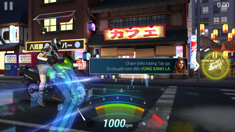 Rival Wheels: Tựa game đua xe với đồ họa siêu khủng của Gameloft