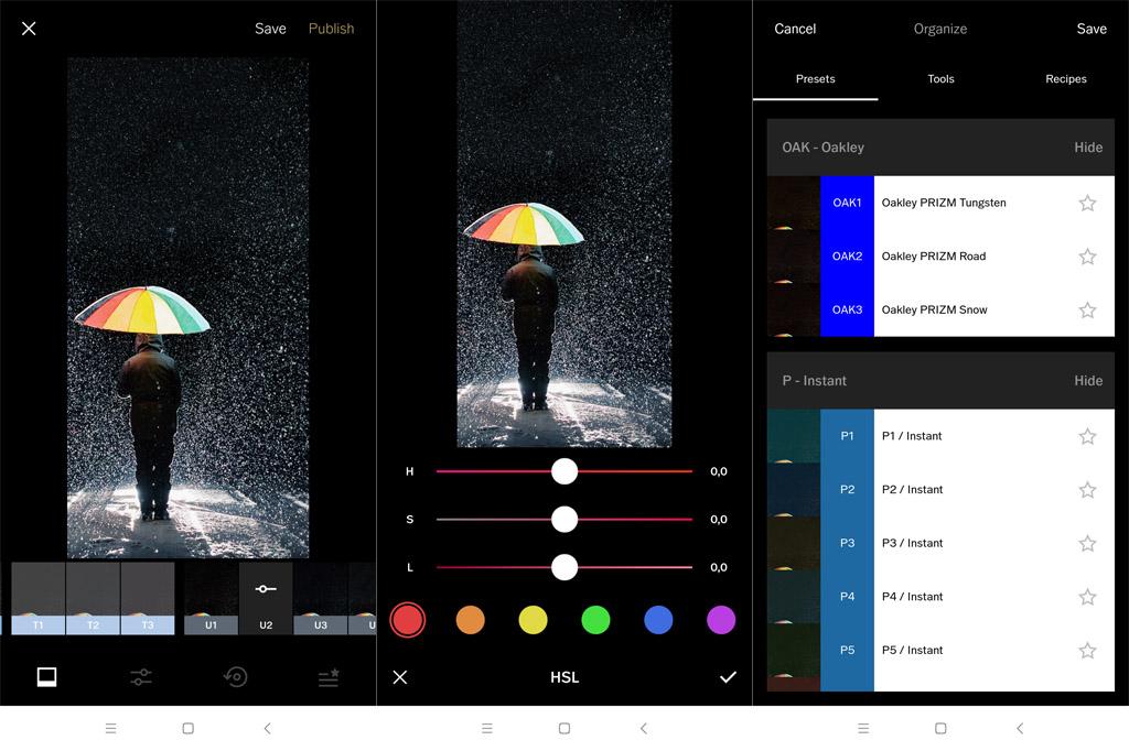 Chia sẻ bộ cài đặt VSCO phiên bản mới nhất đã mod full bộ lọc dành cho máy Android