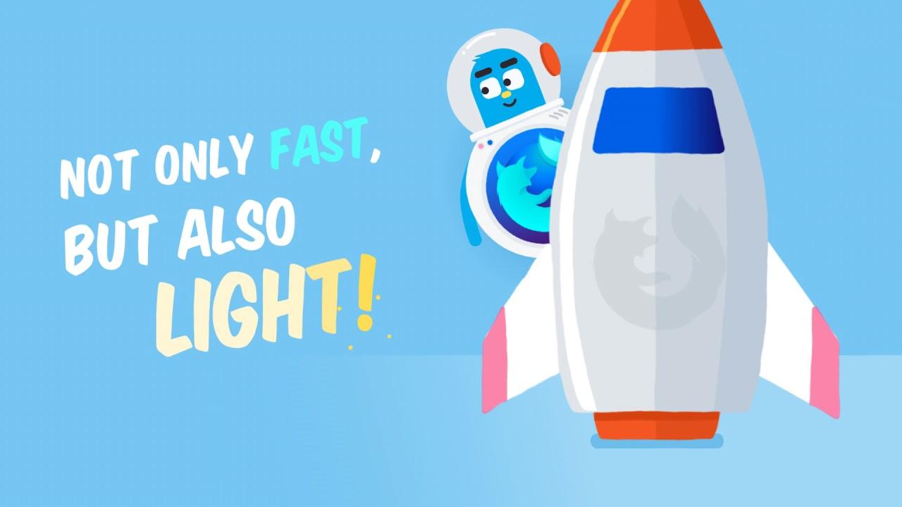 Mozilla ra mắt trình duyệt Firefox Rocket siêu nhẹ, siêu tốc độ dành cho Android