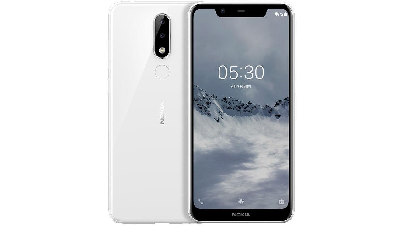 HMD Global chính thức ra mắt Nokia X5 với Helio P60, màn hình tai thỏ, camera kép chụp xóa phông, giá từ 3.5 triệu
