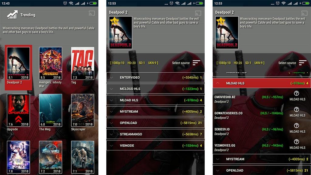 tenovi net - Morpheus TV: Ứng dụng xem phim miễn phí không
