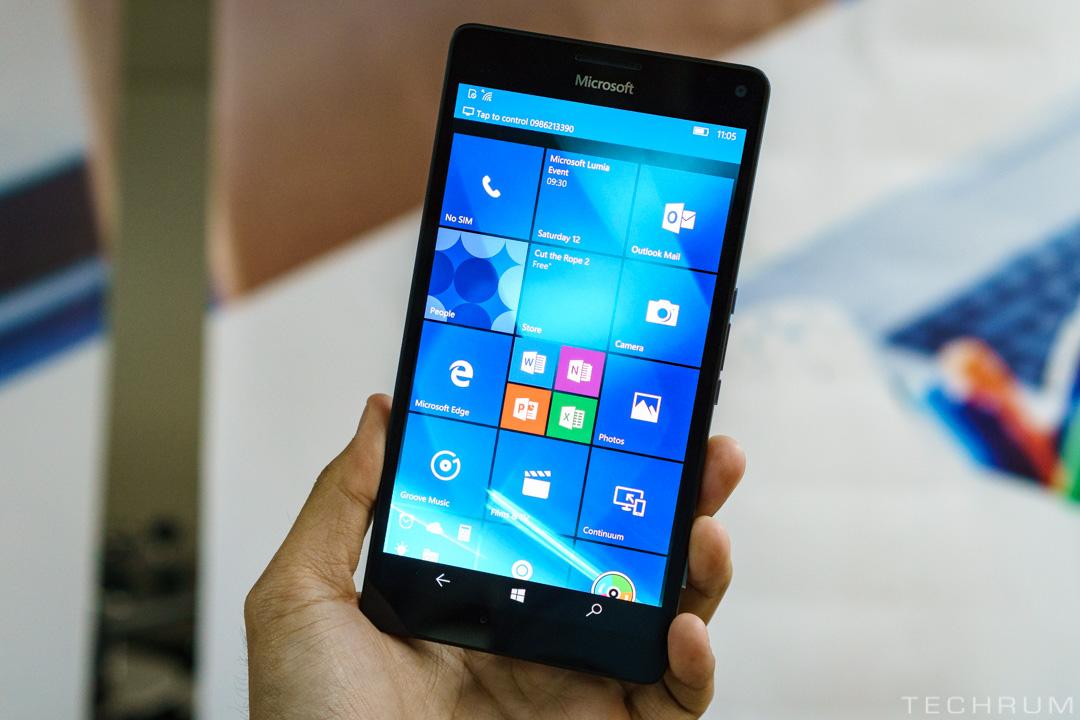 Microsoft ấn định ngày chính thức phát hành Windows 10 Mobile Creators Update cho smartphone