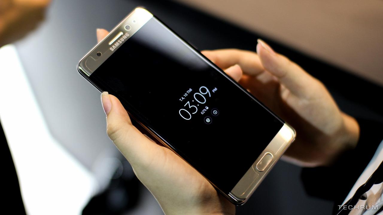 Galaxy Note7 refurbished có tên mới là Note7R, bán tại Hàn vào cuối tháng 6, rẻ hơn giá gốc 250 USD?