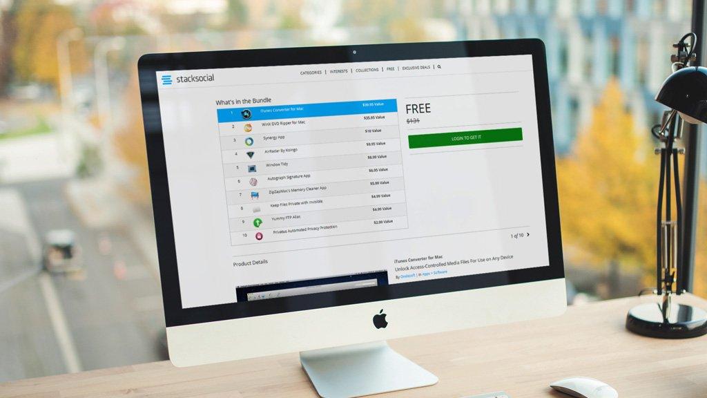 [Mac OS] Nhanh tay tải ngay bộ 10 phần mềm bản quyền trị giá lên đến 131 USD