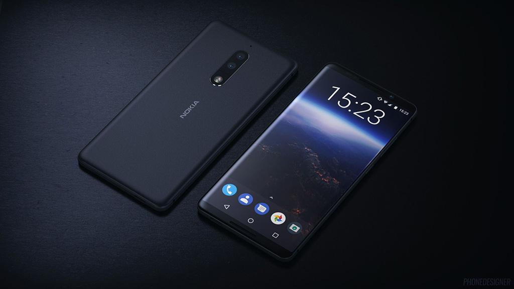 Nokia 9 lộ thông số cấu hình trên AnTuTu: Ngang với Galaxy S8 nhưng có camera trước/sau 13MP