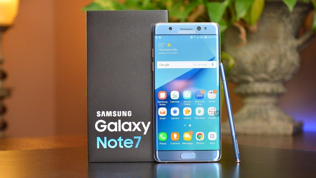 Samsung Galaxy Note7 sẽ chính thức quay trở lại vào ngày 7/7?