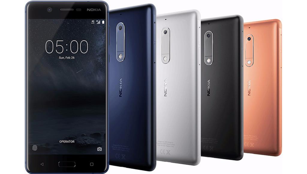 Lộ thông số cấu hình của Nokia 2, 7, 8 và 9 sắp ra mắt trong thời gian tới