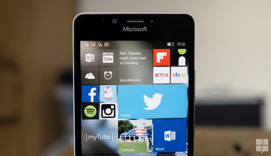 Microsoft đang lên kế hoạch bổ sung nhiều tính năng mới cho Windows 10 Mobile