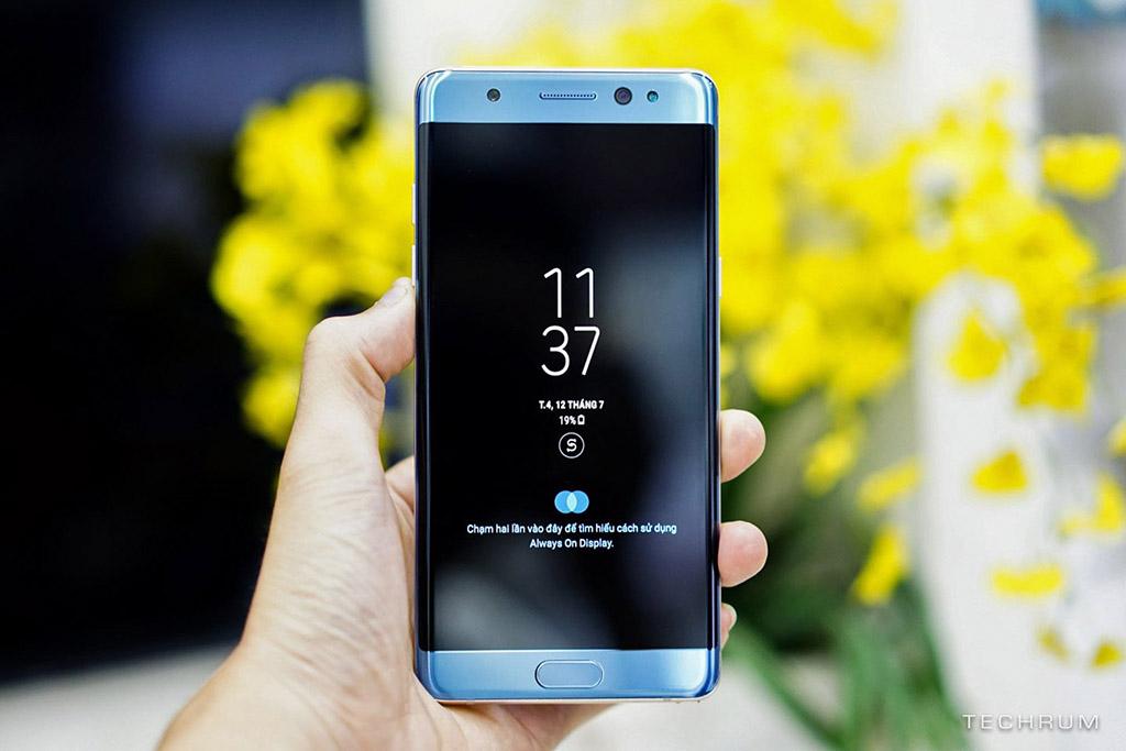 Samsung Galaxy Note FE sẽ được bán chính hãng tại Việt Nam với giá 12.980.000đ?