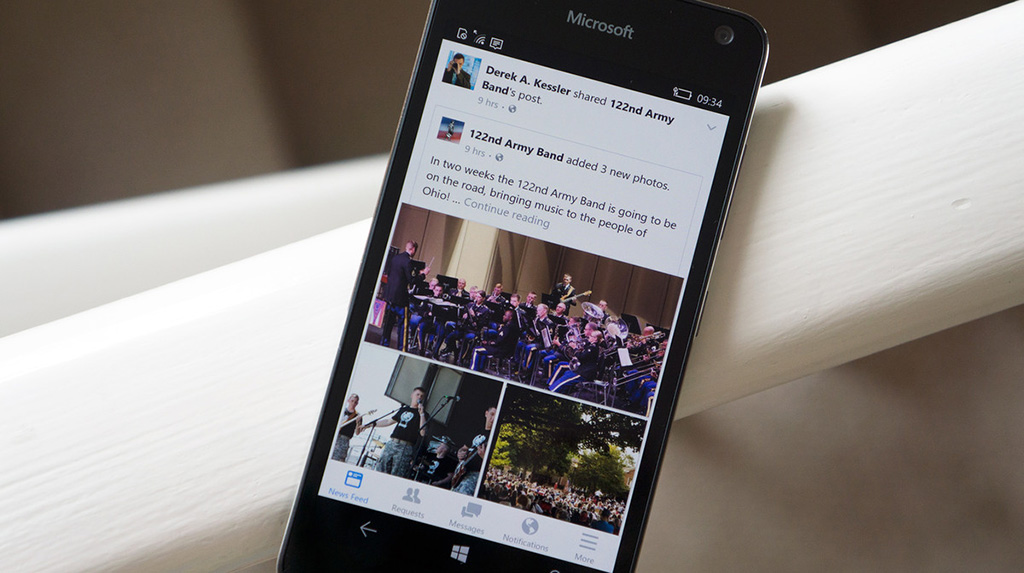 Sau hơn nửa năm, ứng dụng Facebook