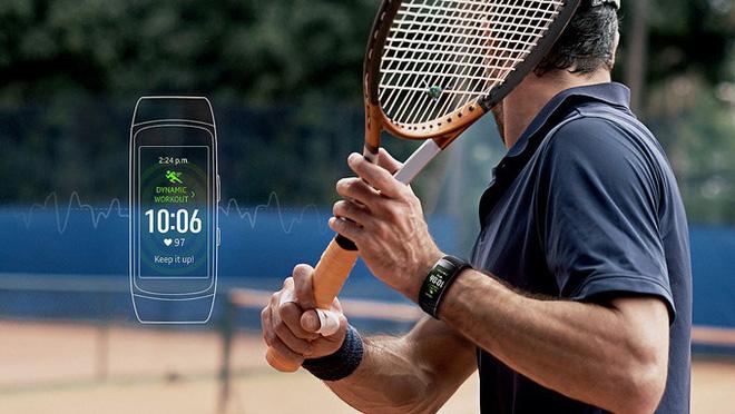 Samsung âm thầm ra mắt Gear Fit 2 Pro trước sự kiện Galaxy Note8