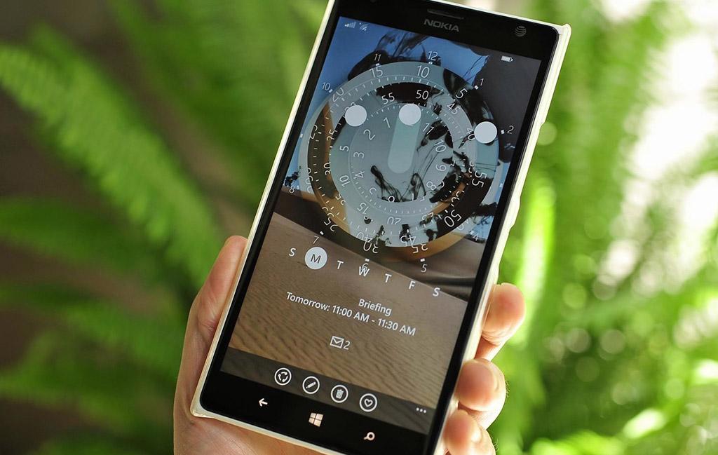 Live Lock Screen Beta đã quay trở lại với Windows Phone 8.1 và Windows 10 Mobile