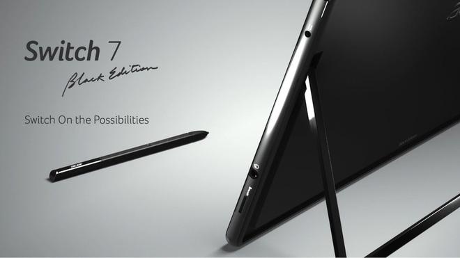 Acer ra mắt đối thủ xứng tầm của Surface Pro, tablet đầu tiên trên thế giới được trang bị VGA rời
