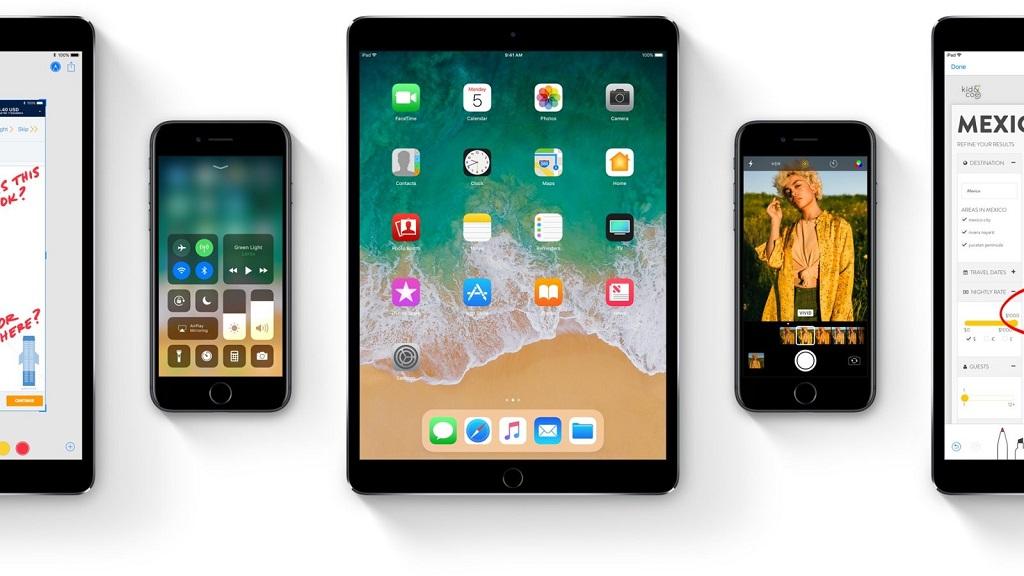 Thời gian dự kiến iOS 11 chính thức sẽ đến tay người dùng Việt Nam là 0h đêm nay