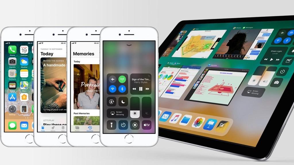 Đã có iOS 11.0.2, tiếp tục