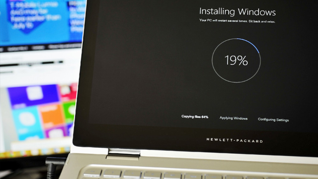 Chia sẻ file ISO Windows 10 Redstone 4 Build 17017