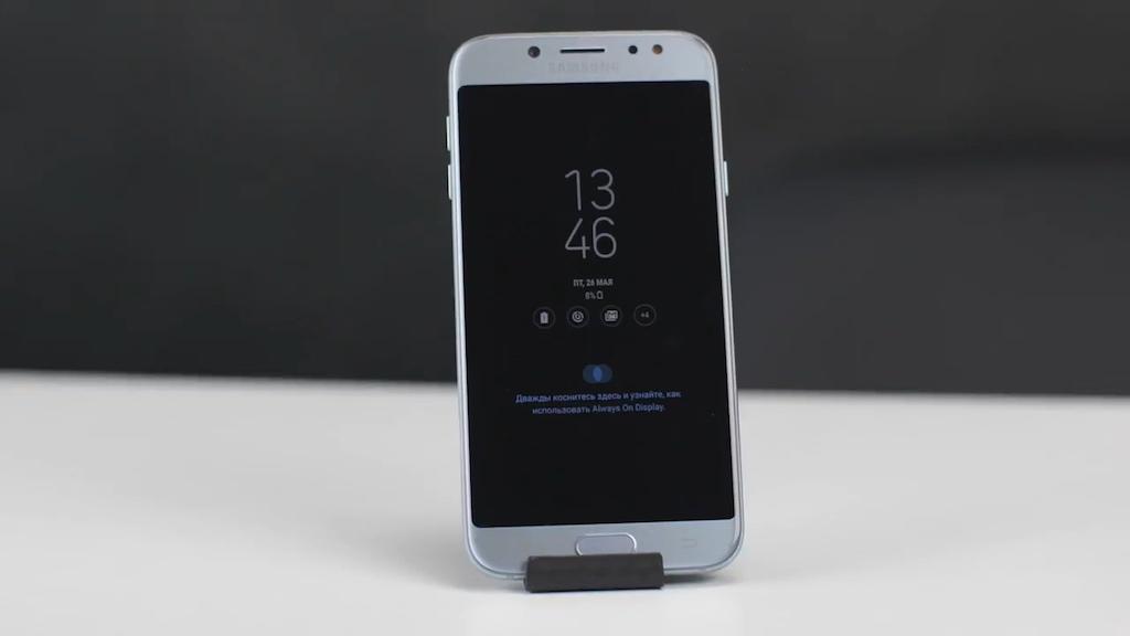 Hướng dẫn cách bật tính năng Always On Display trên tất cả smartphone Samsung có Android 7 Nougat
