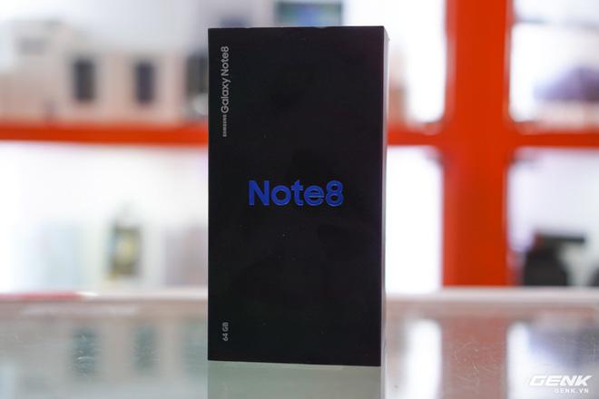 Samsung Galaxy Note8 hồng dành cho phái đẹp cập bến Việt Nam, giá 17 triệu đồng