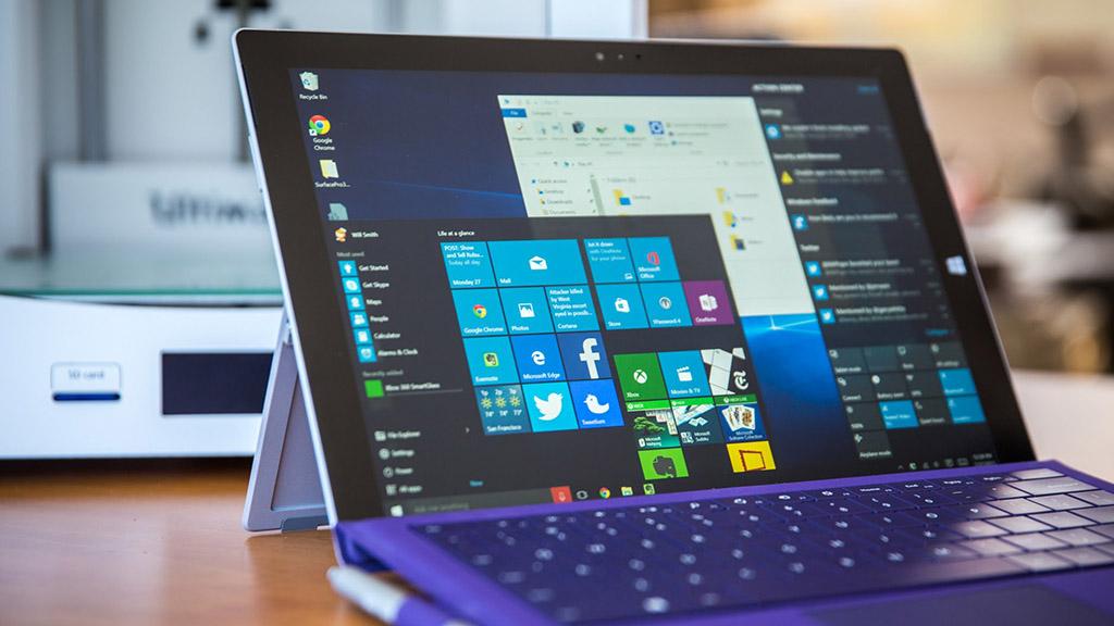 Chia sẻ file ISO và trải nghiệm bộ cài Windows 10 Pro Lite Version 1709 phiên bản dành cho máy cấu hình thấp