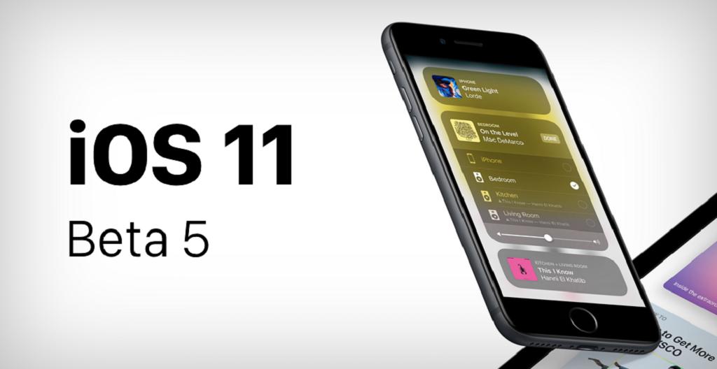 Apple lại tung ra iOS 11.1 Beta 5 chỉ sau 3 ngày ra mắt Beta 4, ứng dụng hệ thống được cập nhật