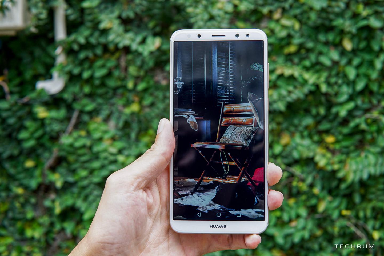 Huawei ra mắt thêm phiên bản nova 2i màu vàng đặt hàng duy nhất trong 3 ngày, giới hạn 999 suất