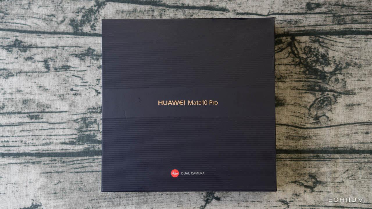 Mở hộp trên tay Huawei Mate 10 Pro: Thiết kế đẹp, camera LEICA, trí tuệ nhân tạo, cấu hình mạnh mẽ