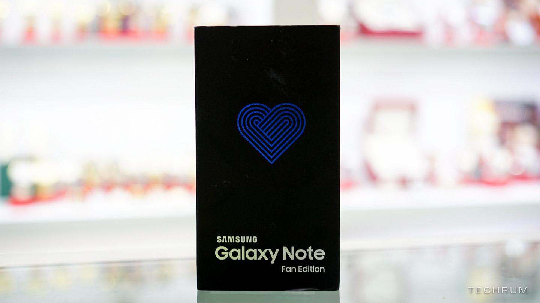 Galaxy Note FE có giá bán chính hãng tại Việt Nam, bao nhiêu người sẽ sở hữu với mức giá này?