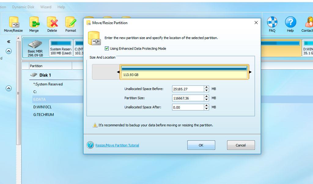 Chia sẻ bản quyền và hướng dẫn phân vùng ổ cứng với MiniTool Partition Wizard