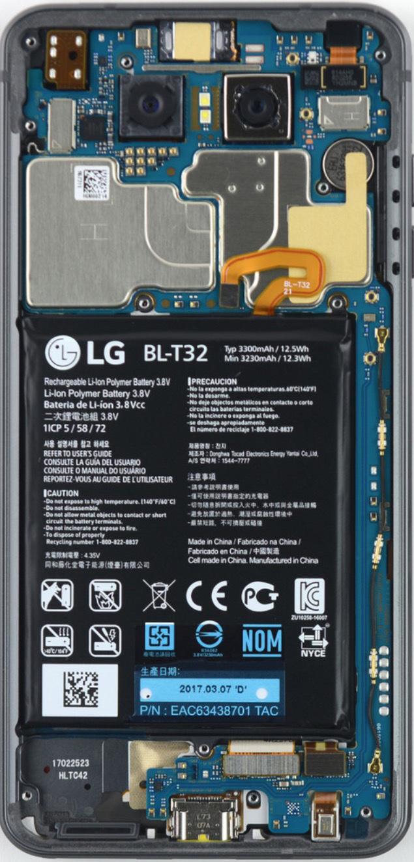 Chia sẻ bộ hình nền xuyên thấu linh kiện bên trong của các smartphone Samsung, LG,...Mời anh em tải về
