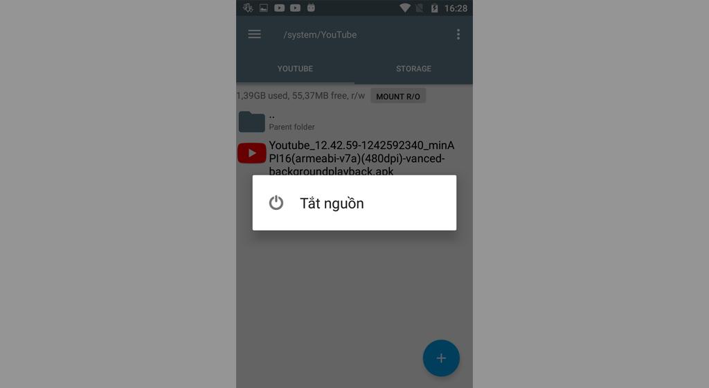 [Android] Hướng dẫn        cài đặt bản YouTube có thể phát nhạc khi tắt màn hình, chặn hoàn toàn quảng cáo