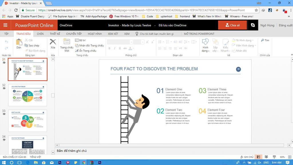 Mời bạn đọc tải miễn phí 89 bộ template PowerPoint trị giá 1350 USD