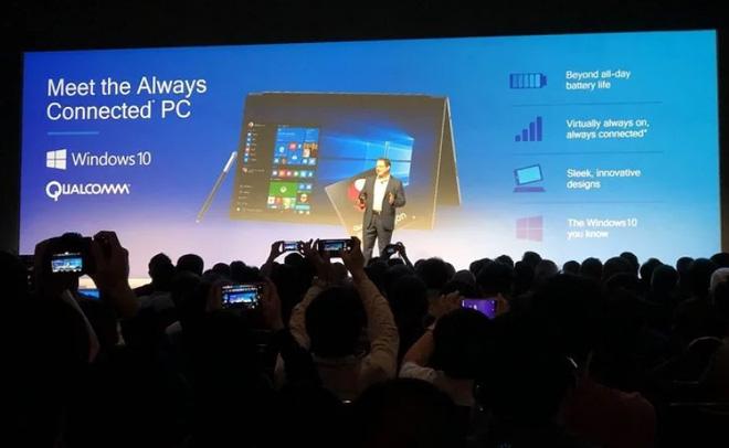 Model laptop đầu tiên của HP chạy chip Snapdragon 835 lộ diện, sắp có bản thương mại