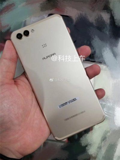 Lộ diện hình ảnh của Huawei P11 với màn hình tỉ lệ 18:9, camera kép