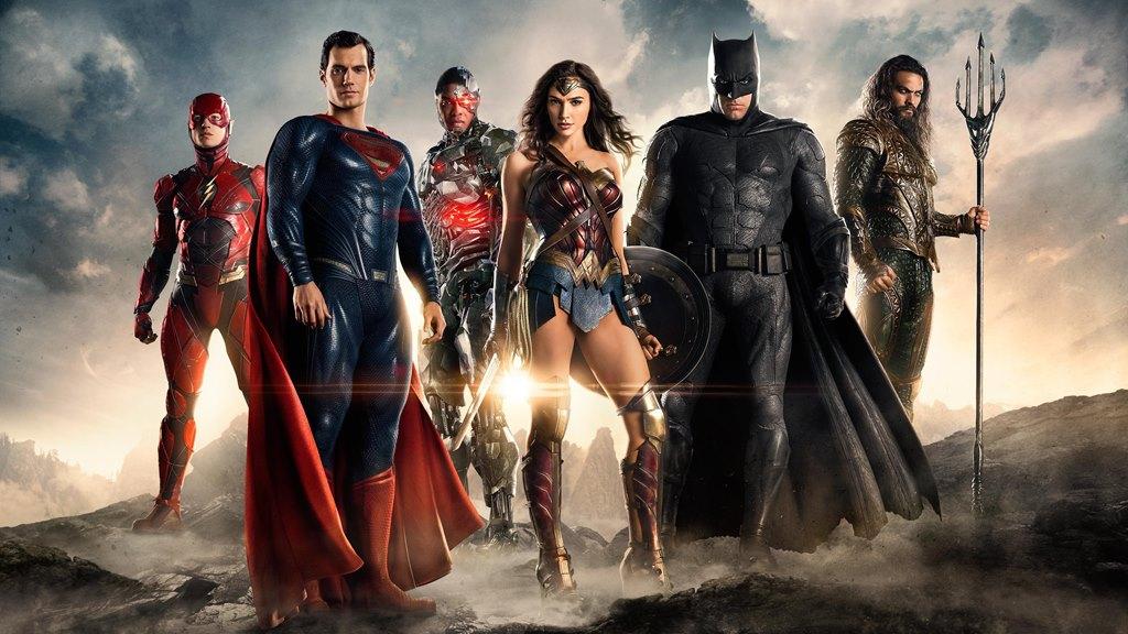 Chia sẻ bộ hình nền Justice League FullHD cho những ai yêu thích các siêu anh hùng DC