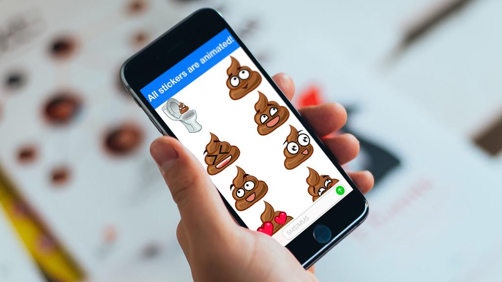 Chia sẻ một số bộ sticker đẹp mắt dành cho ứng dụng nhắn tin iMessage (Phần 2)