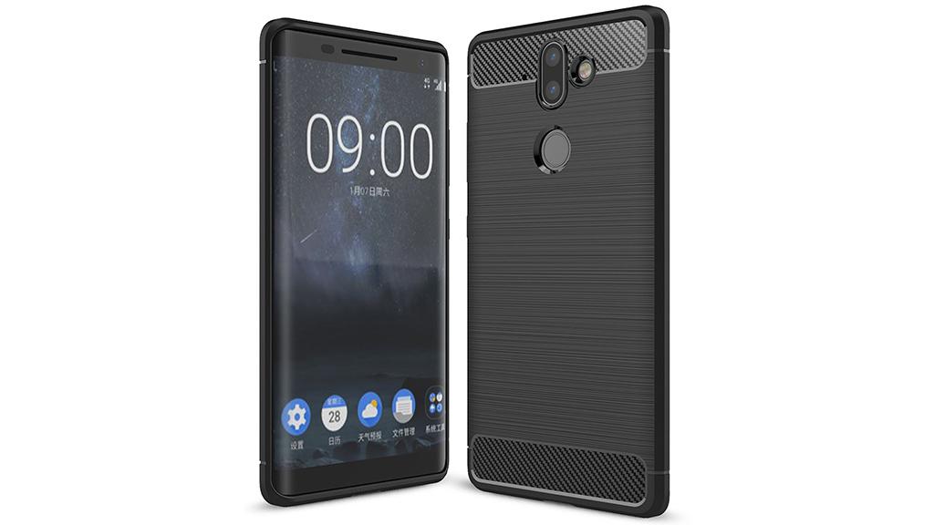 Nhà sản xuất ốp lưng tiết lộ thiết kế của Nokia 9: Màn hình tỉ lệ 18:9 và camera kép theo xu hướng