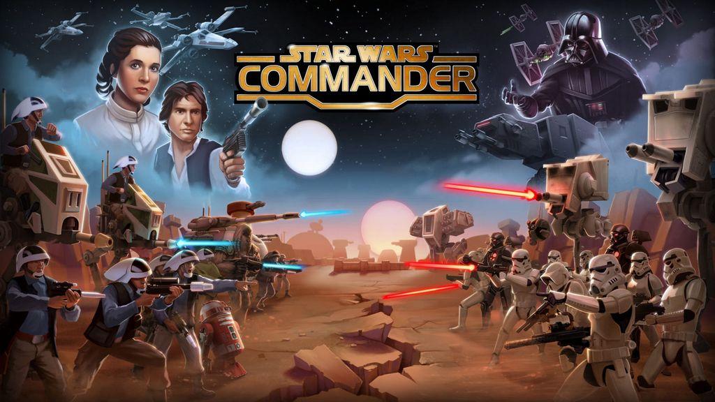 Top 6 tựa game mobile trên Android và iOS cực kỳ hấp dẫn dành cho fan hâm mộ series Star Wars