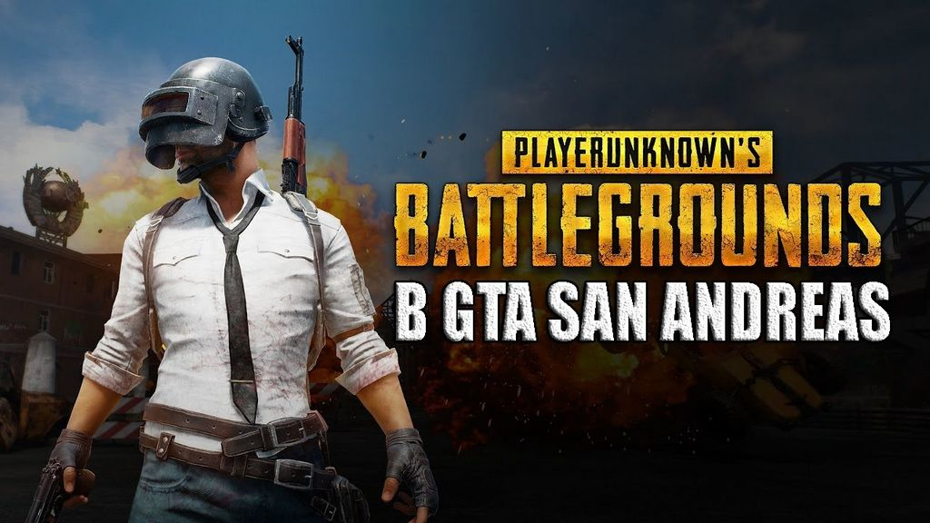 GTA: San Andreas vừa được fan tạo ra một bản mod mô phỏng lại chế độ chơi Battle Royale từ PUBG