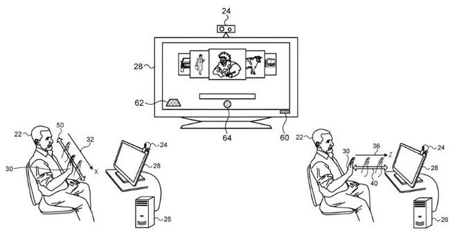 tenovi net - Apple đăng ký bằng sáng chế mới biến iMac và