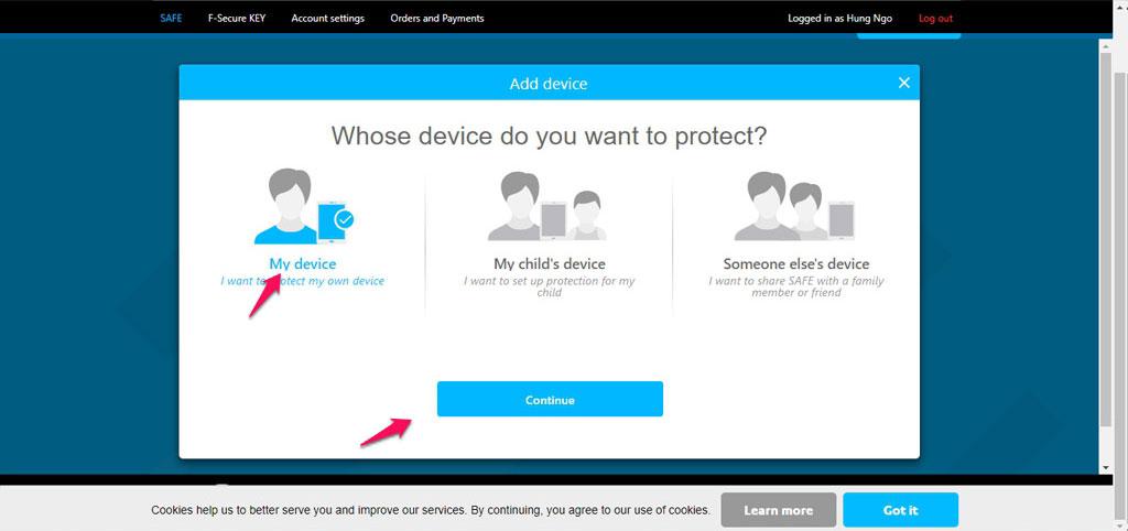 F-Secure Safe miễn phí 1 năm sử dụng cho 5 thiết bị Mobile và PC, trị giá 80 USD