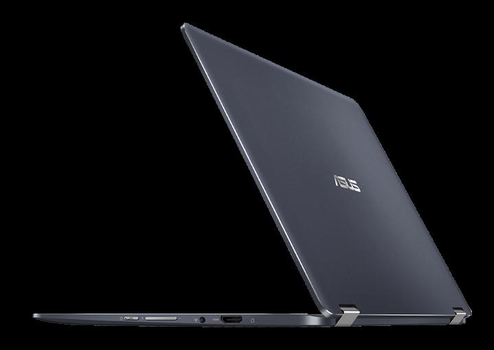 ASUS công bố NovaGo   cùng Qualcomm và Microsoft: Bộ xử lý Snapdragon 835, RAM 8GB, pin    22 tiếng