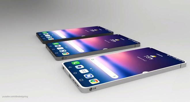 Ngắm concept LG G7 siêu đẹp với màn hình full view 5.8 inch, RAM 6GB, camera kép 16MP