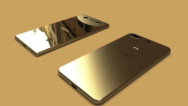 Xperia 2018: Điện thoại Flagship của Sony chính thức lộ diện với nhiều thay đổi về thiết kế