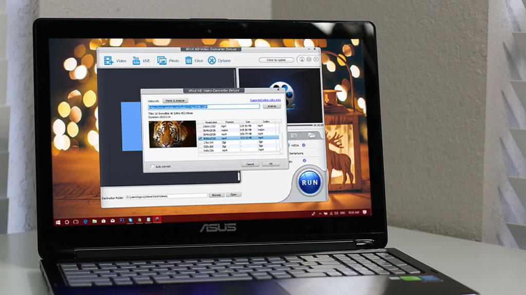 WinX HD Video Converter Deluxe: Phần mềm chuyển đổi định dạng video trị giá 60 USD, đang miễn phí bảng quyền, anh em tải về ngay nhé!
