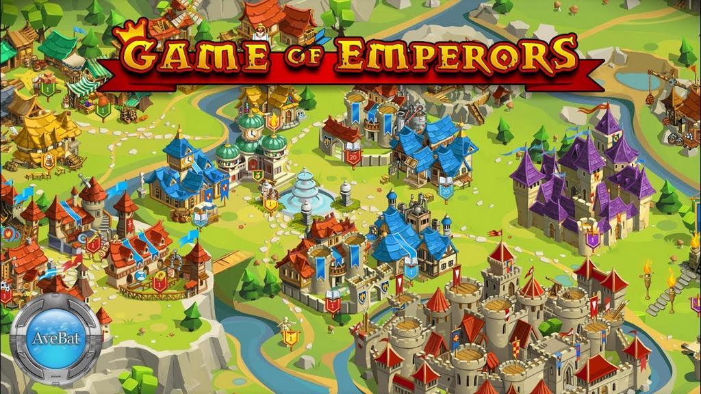 Game chiến thuật xây thành Game of Emperors đã chính thức có mặt trên Microsoft Store